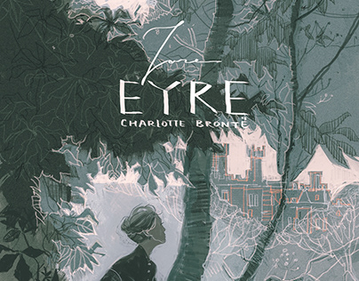 Jane Eyre | Limited Edition Screen Print