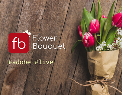 Flowers Theme - #AdobeLive - Just for fun