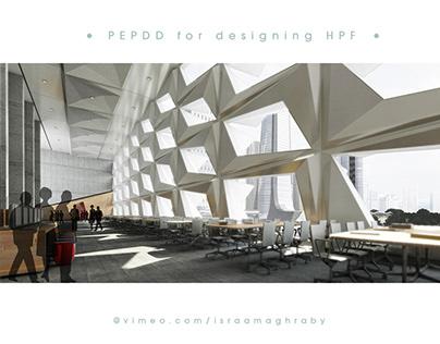 PEPDD for Designing HPF