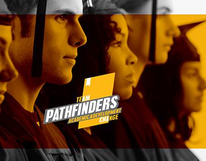 Pathfinders Team | Logo & Identity