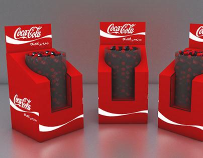 Coke Display Bins