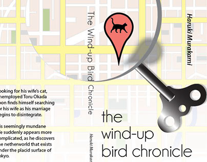 Book Cover: The Wind-up Bird Chronicle