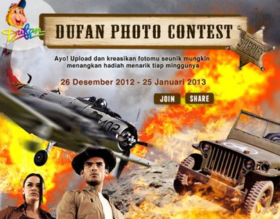 DUFAN (Dunia Fantasi) - Photo Contest