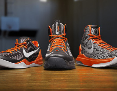 Nike BHM Collection 2013
