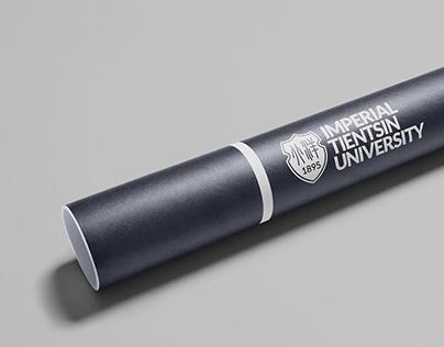 Tianjin University - Rebranding