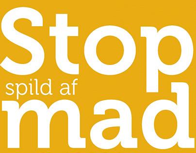 Stop Spild af Mad - educational material