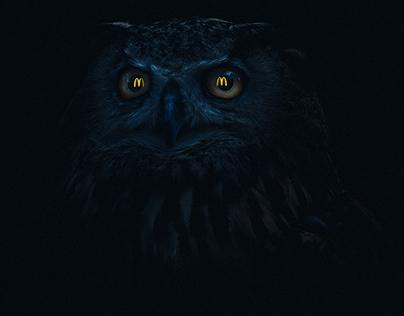NIGHT OWL MCDO