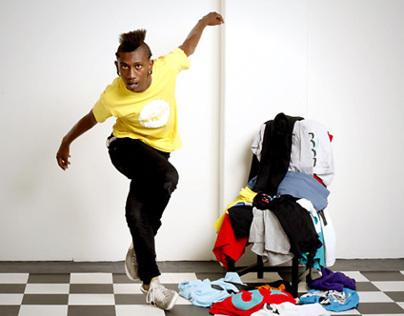Stop Motion Dancing - HIPHOPHUIS