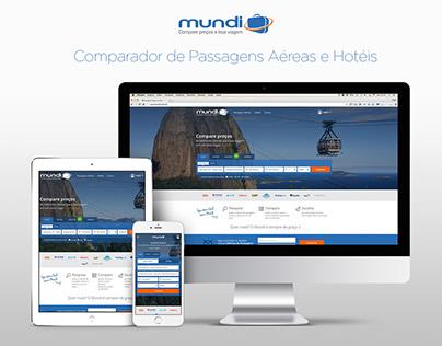 Mundi : Website