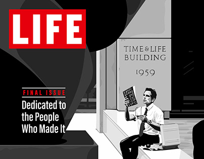 Walter Mitty Life Magazine Cover