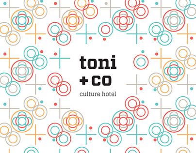 Toni + Co - Culture Hotel