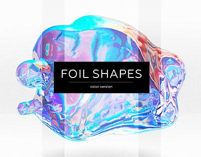 FOIL SHAPES color version