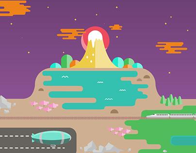 Space zeppelin