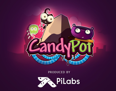 Candy Pot Artwork