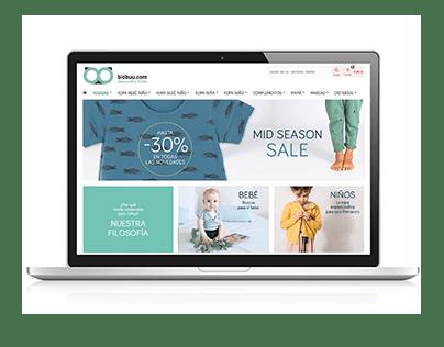 Design of an Online Shop