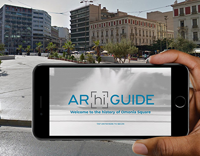 ARhiGUIDE | Augmented Reality App