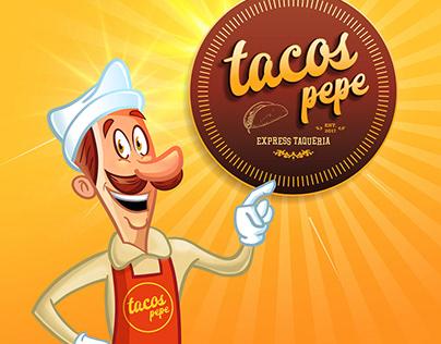 Character Taquero Pepe