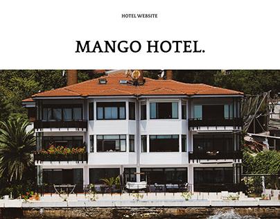 Mango Hotel UI/UX