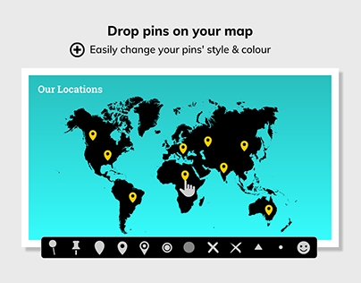 Map Maker by Icongraph (iOS app)