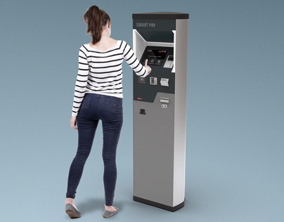 Self-Service Payment Machine