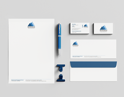 Corporate Branding for Banjaran Asset Management