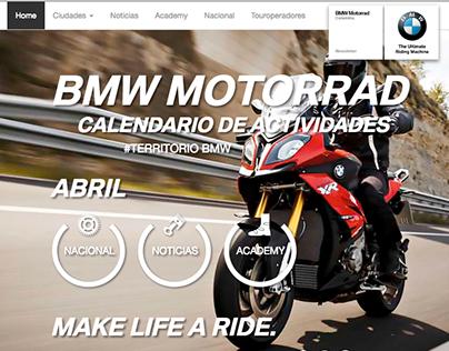 Newsletter Motorrad