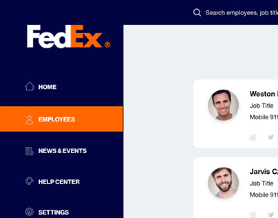 FedEx Intranet