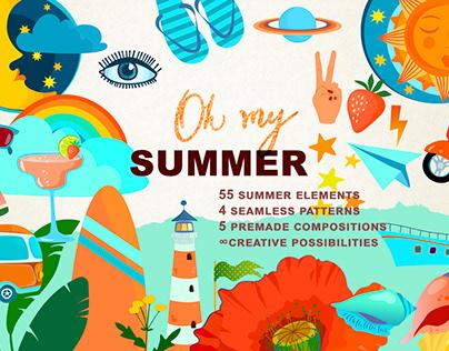 Oh my summer!