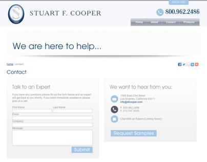 Stuart F. Cooper