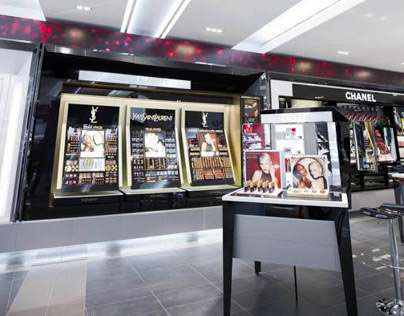 Shoppers Drug Mart -Beauty Boutique. Toronto Canada