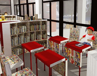 Kids Library (Proposal) - Freedom Institute Jkt, ID