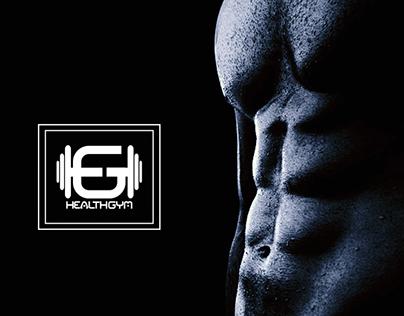 Health Gym Logo