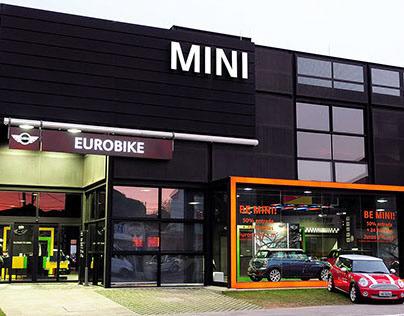 Arquitetura - MINI Cooper Eurobike