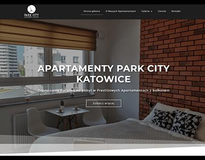 Website Project ParkCIty
