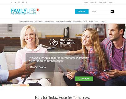 FamilyLife Canada