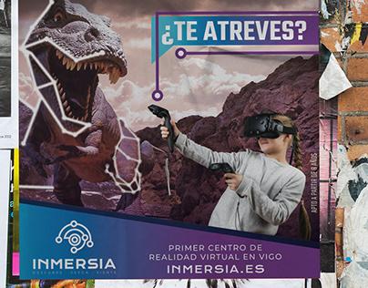 INMERSIA - Branding · Comunicación · Web