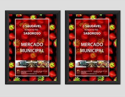 Anúncio Mercado Municipal
