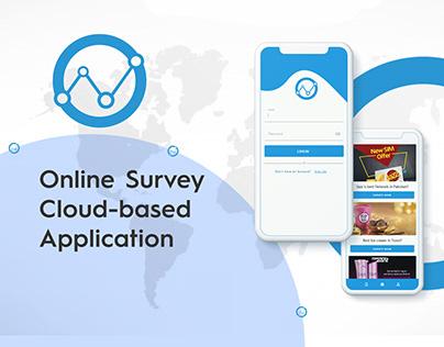 SenseUs Public Survey Mobile App Design | Logic-unit