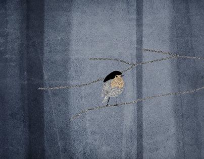 """animation """"Among Crows"""""""