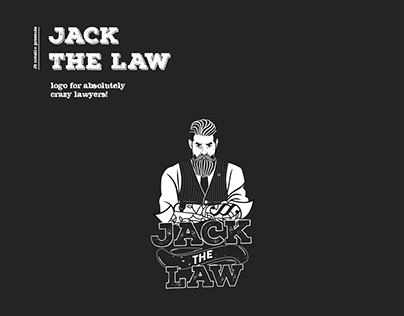 Jack The Law - logo