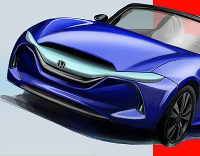 Honda S2000 Facelift