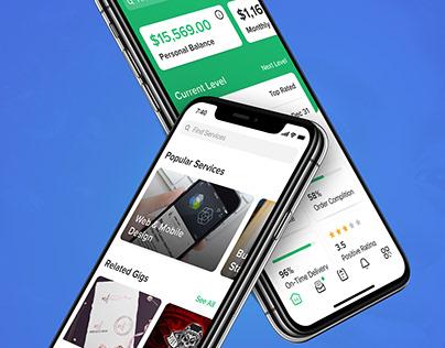 FIverr iOS App