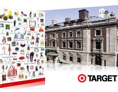 Target Cooper-Hewitt Design Exhibit