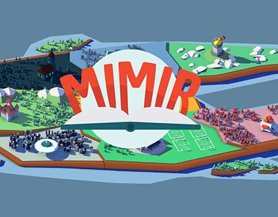 Mimir - Reading Game