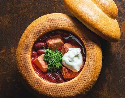 ESHAK restaurant || asian and european cuisine