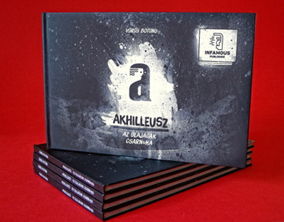 Achilles Comic Book