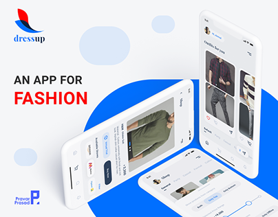 Dressup - An app for fashion