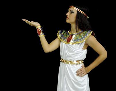 Produção Fazendo a Egipcia