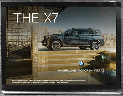 X7 Campaign - BMW