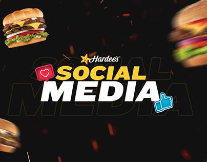 Hardee's Pakistan Social Media